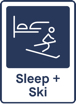 Sleep and Ski
